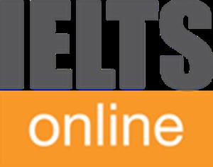 IELTS Onlineのロゴ画像