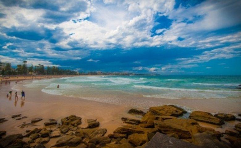 マンリービーチの写真