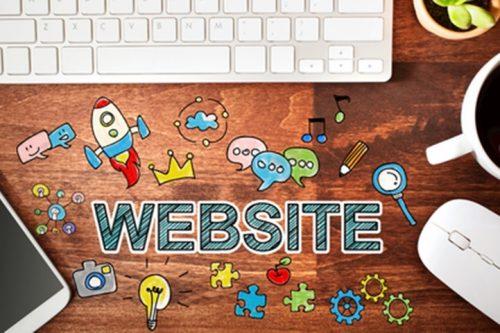 ウェブサイトー画像1